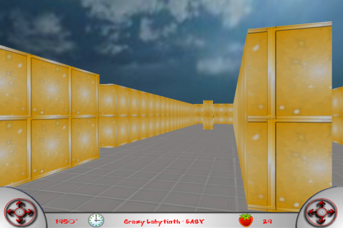 Screenshot Crazy Labyrinth 3D