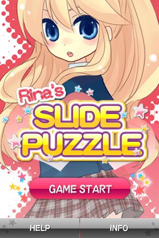 Screenshot Rina's Slide Puzzle