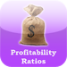 Profitability Ratios Calculator for CPAs, Investment Bankers, Finance